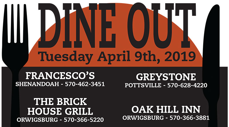 Dine Out for a Good Cause